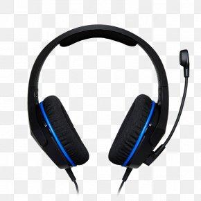 HyperX Gaming Headset - Kingston HyperX Cloud Stinger Headset Kingston HyperX Cloud II Video Games PNG