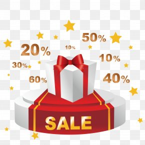 Discount Gift - Net D Gift Sales Promotion PNG