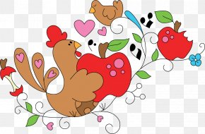 Valentine's Day - Valentine's Day Character Carnivora Clip Art PNG