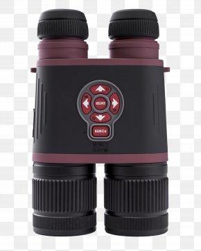 Binocular - Binoculars American Technologies Network Corporation Small Telescope Camera Lens Telescopic Sight PNG