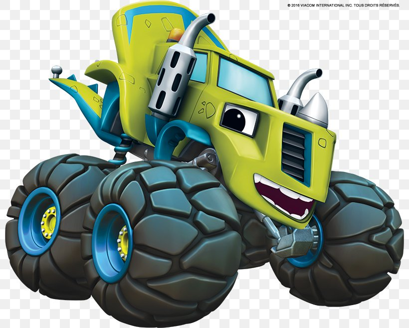 Fisher Price Blaze And The Monster Machines Nickelodeon Drawing