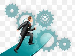 Vector Creative Financial And Business Material - Manufacturing Business Industry Technology Enterprise Resource Planning PNG