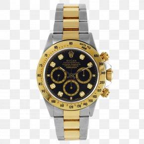 Rolex Daytona - Rolex Datejust Rolex GMT Master II Watch Rolex Oyster PNG
