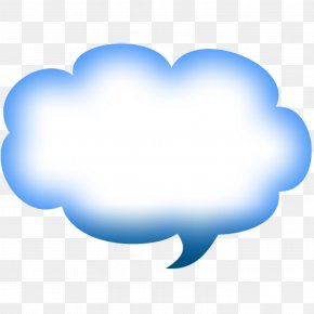 Thinking - Speech Balloon Bubble Clip Art PNG