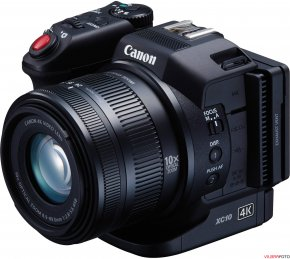 Video Camera - Video Cameras 4K Resolution Professional Video Camera Canon PNG