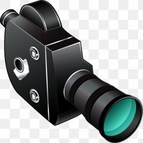 Video Camera - Video Camera Comics PNG