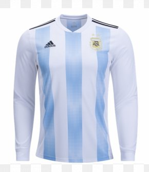 Argentina National Football Team 2018 FIFA World Cup - 2018 FIFA World Cup Argentina National Football Team T-shirt Copa América Jersey PNG