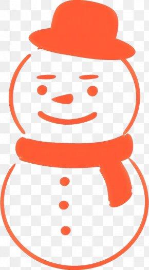 Smile Snowman - Snowman PNG