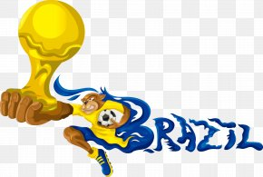 Brazil World Cup Vector Elements - 2014 FIFA World Cup Brazil National Football Team 2016 Summer Olympics PNG