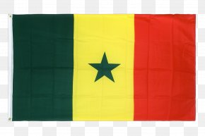 Flag - Flag Of Senegal Fahne Flag Of Luxembourg PNG