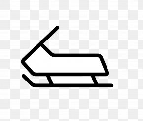 Line Manuscript Snow Cart Icon Material - Car Vehicle The Noun Project Icon PNG