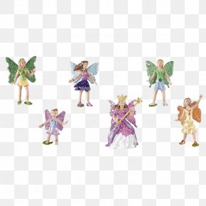 Hand Painted Mid-autumn - Fairy Safari Ltd Child Toy Flower Fairies PNG