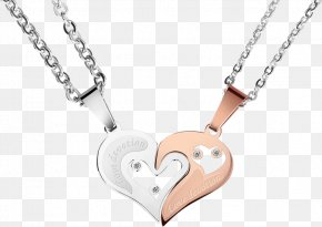 Chain - Locket Earring Chain Necklace Jewellery PNG