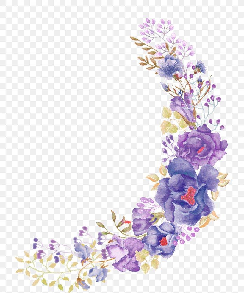 Floral Design Flower Purple Wreath, PNG, 1100x1321px, Floral Design, Drawing, Floristry, Flower, Flower Arranging Download Free