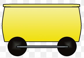 Yellow Train Cliparts - Train Rail Transport Passenger Car Classic Clip Art Clip Art PNG