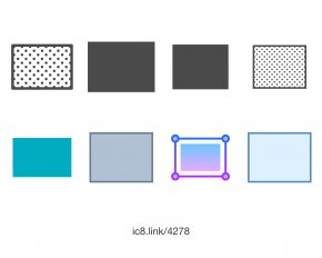 Rectangle - The Icons Symbol Rectangle PNG