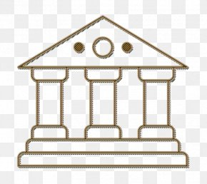 House Payment Icon - Bank Icon Building Icon Finance Icon PNG