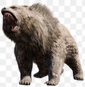 Bear - Far Cry Primal Far Cry 5 Brown Bear Cave Bear PNG