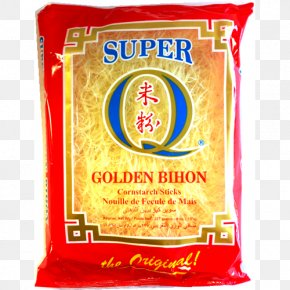 Golden Rice - Pancit Filipino Cuisine Instant Noodle Rice Noodles PNG