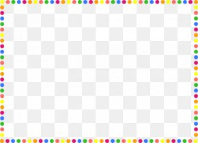Dot Border Cliparts - Polka Dot Clip Art PNG