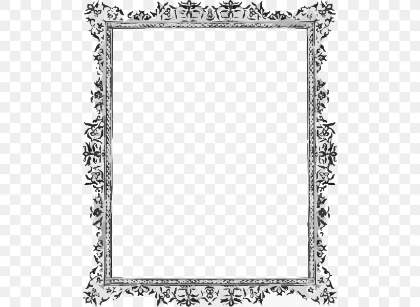 Academic Certificate Clip Art, PNG, 498x600px, Academic Certificate, Area, Black And White, Border, Document Download Free