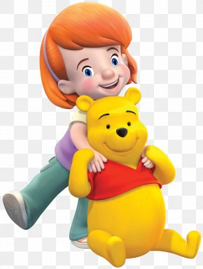 Winnie Pooh - Winnie The Pooh Eeyore Piglet My Friends Tigger & Pooh PNG