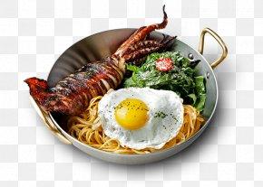 Breakfast - Full Breakfast Seafood Asian Cuisine Recipe PNG