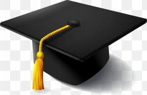 Scholar's Cap - Hat Graduation Ceremony Designer PNG