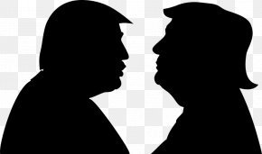 Trump: The Art Of The Deal - United States Silhouette Clip Art PNG