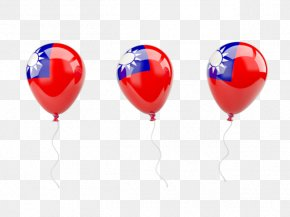 Taiwan Flag Transparent - Stock Photography Hot Air Balloon Stock Illustration Illustration PNG