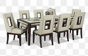 Dining Room - Table Dining Room Bob's Discount Furniture Matbord Chair PNG