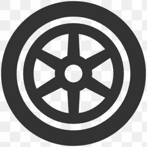 Car Wheel - Car Wheel Tire Icon Design PNG