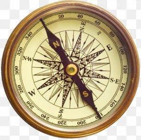 Compass - Compass Rose Clip Art PNG