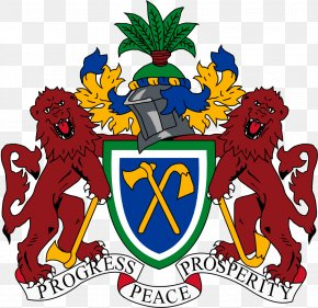 Coat Of Arms Of The Gambia Organization Logo National Assembly Of The Gambia PNG