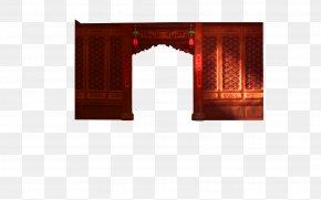 Ancient Pattern Wooden Door Frame Texture - Door Ancient History Interior Design Services Pattern PNG