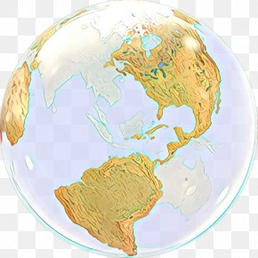 Interior Design Planet - Globe World Earth Map Planet PNG