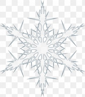 Hexagonal Snowflakes - Hexagon Snowflake Euclidean Vector Ice Ih PNG
